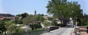 1 Sur le pont Collias