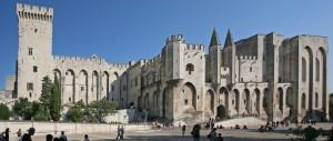 19 Le Palais des Papes d'Avignon