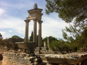 SDP GLANUM CITE ROMAINE 5